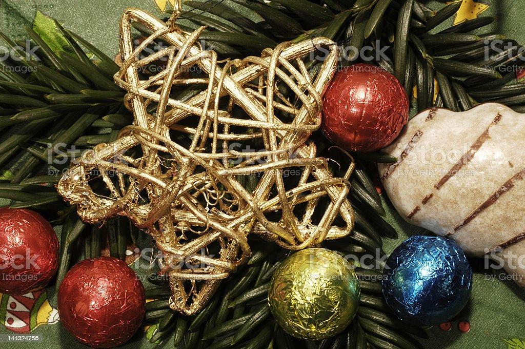 クリスマスの星 ロイヤリティフリーストックフォト