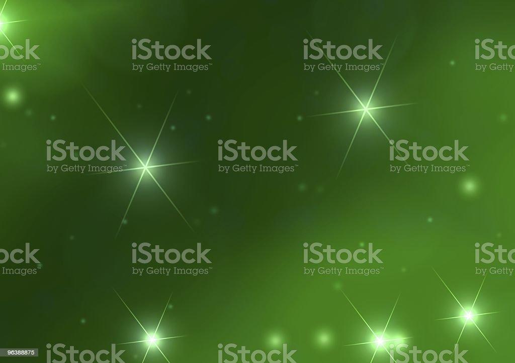 christmas stars - Royalty-free Abstract Stock Photo
