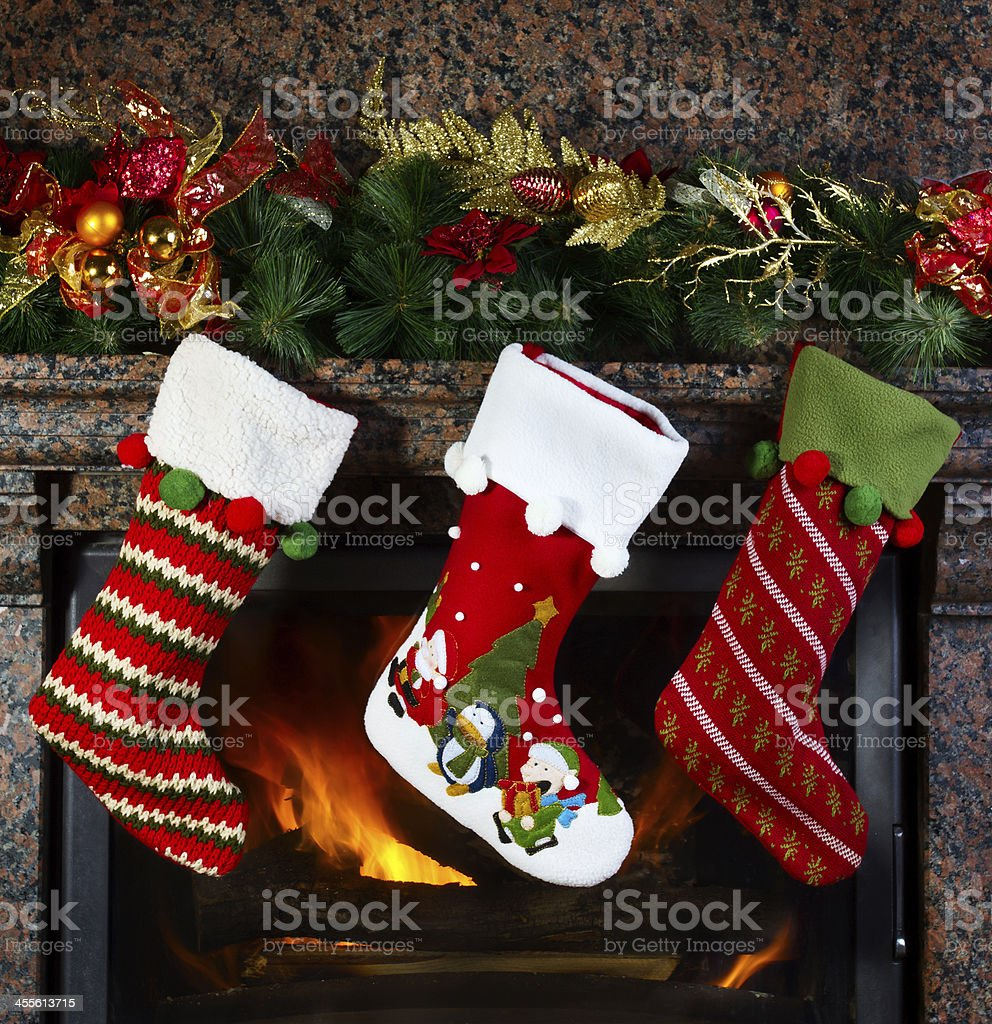 Chaussette de Noël - Photo