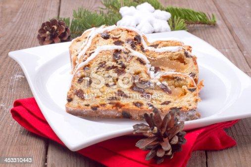 istock Christmas stollen 453310443