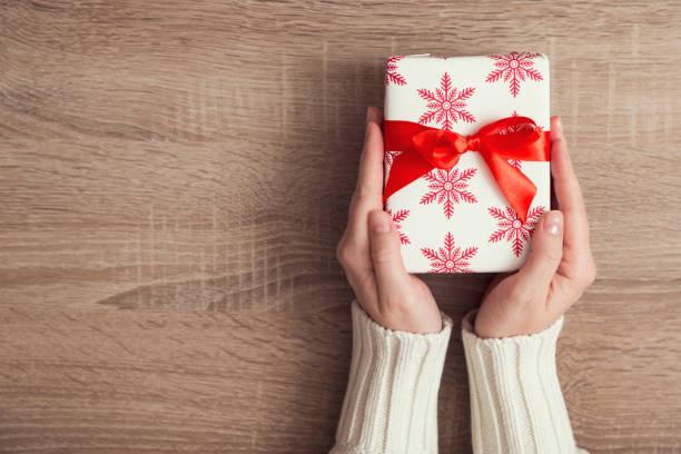 Christmas surprise - foto stock