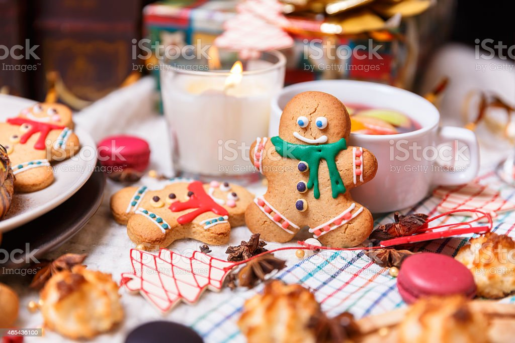 Christmas Sweets.Christmas Sweets Stock Photo Download Image Now