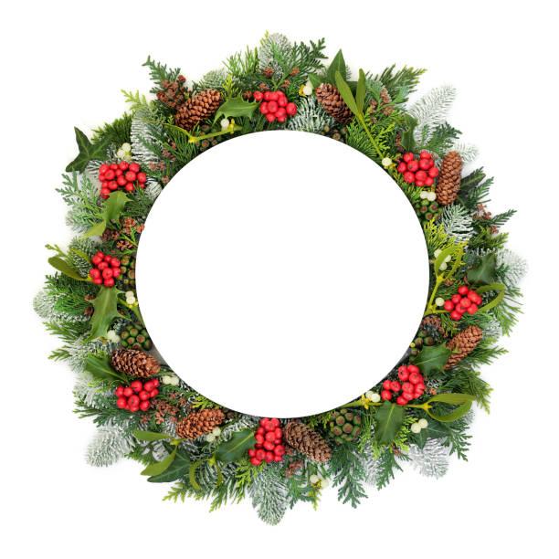 christmas table setting - wieniec zdjęcia i obrazy z banku zdjęć
