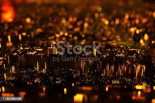 1067810314 istock photo Christmas technology background 1180386439