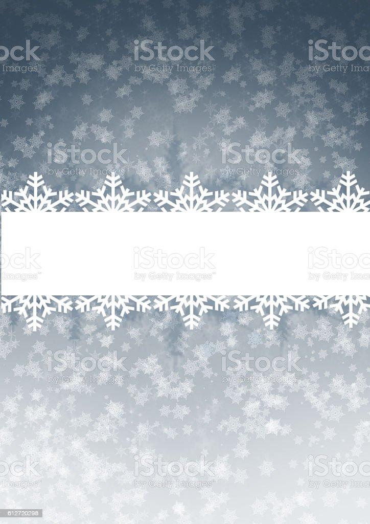 Christmas templatee stock photo
