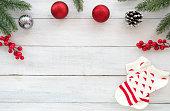 istock Christmas theme Background 1046387386