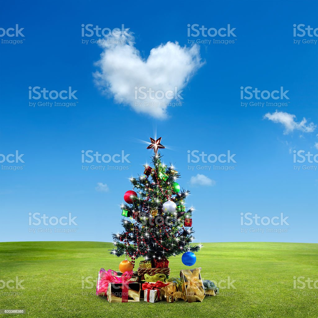 Christmas time and love foto de stock royalty-free