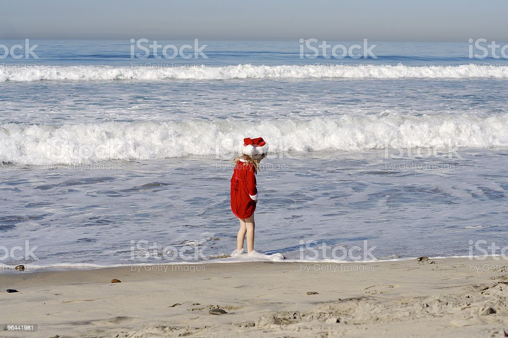 Christmas Time in San Diego,California - Series - Royalty-free 4-5 jaar Stockfoto