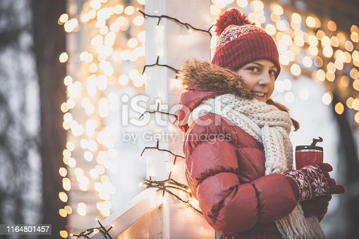 istock Christmas time in the city 1164801457
