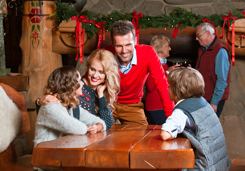 Christmas Time Stock Photo - Download Image Now