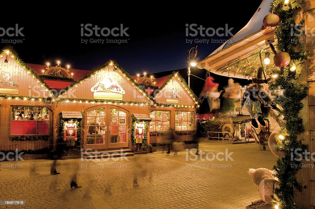 Christmas traditional royalty-free stock photo