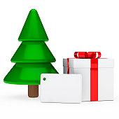 istock christmas tree and gift 149858230