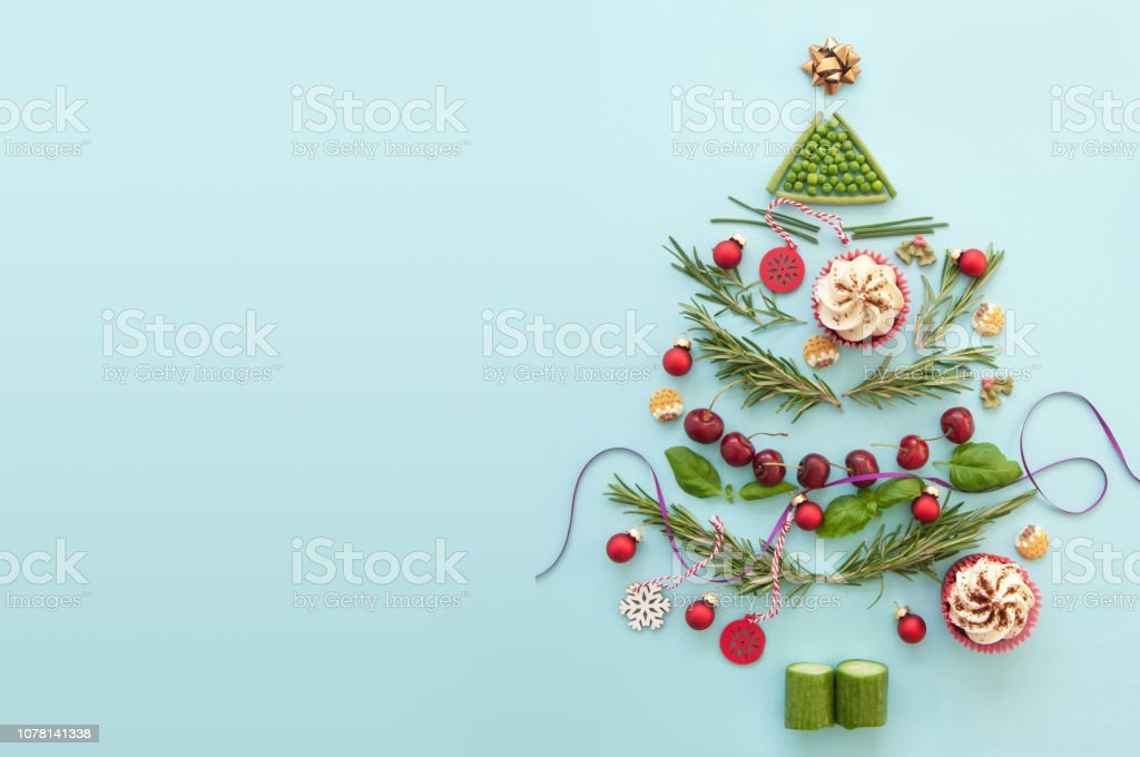 Christmas tree background - Стоковые фото Великобритания роялти-фри