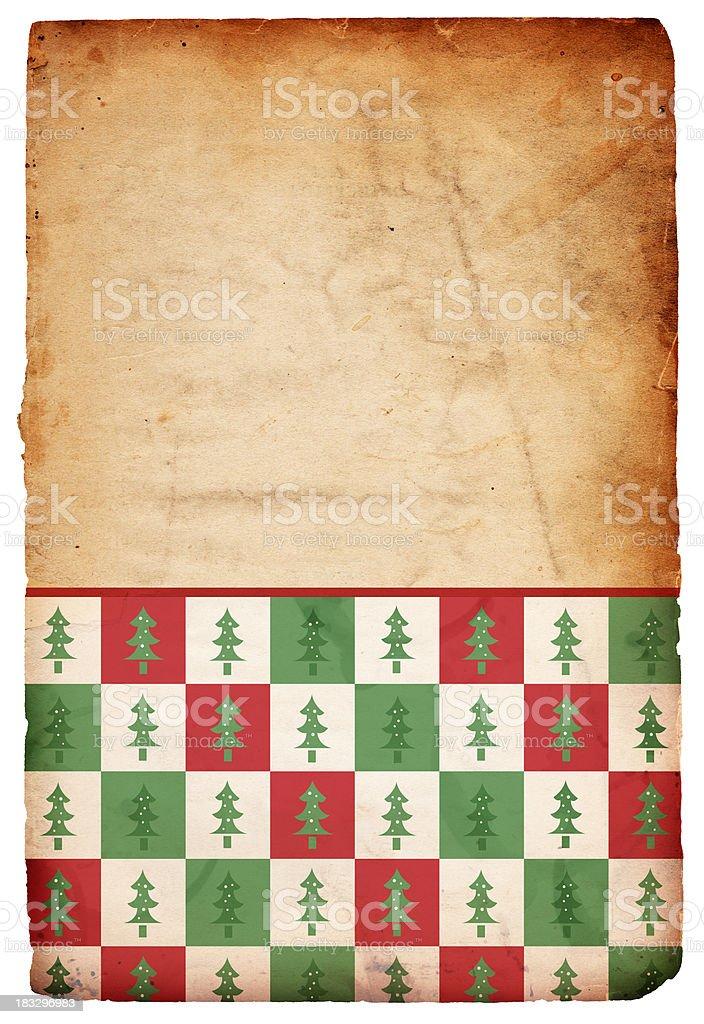Christmas Tree Background - XXXL royalty-free stock photo