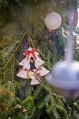 istock Christmas Tree decoration 1125788126
