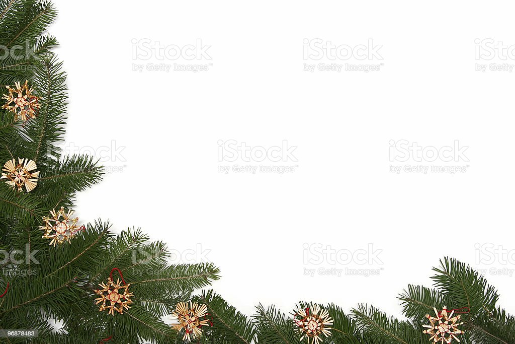 Christmas Tree Frame Stock Photo & More Pictures of Abstract   iStock