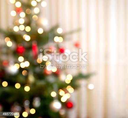 1136239089 istock photo christmas tree out of focus 493720482