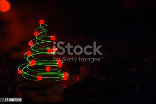 1067810314 istock photo Christmas tree 1181582093