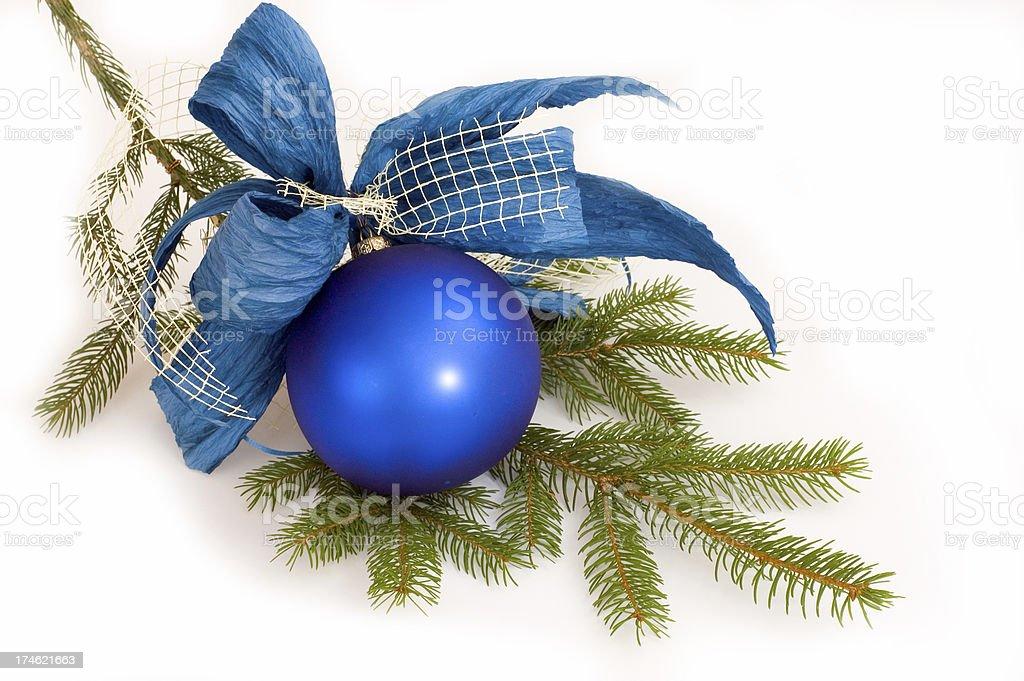 Christmas tree #2 royalty-free stock photo