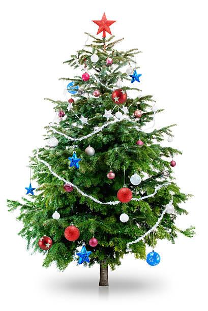 クリスマスクリスマスツリー - クリスマスツリー ストックフォトと画像