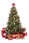 istock Christmas Tree 182173915