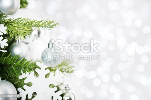 istock Christmas Tree 626965728