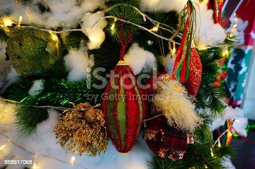 istock Christmas Tree 888917068