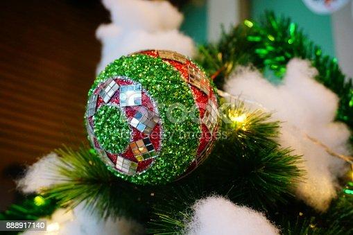 istock Christmas Tree 888917140