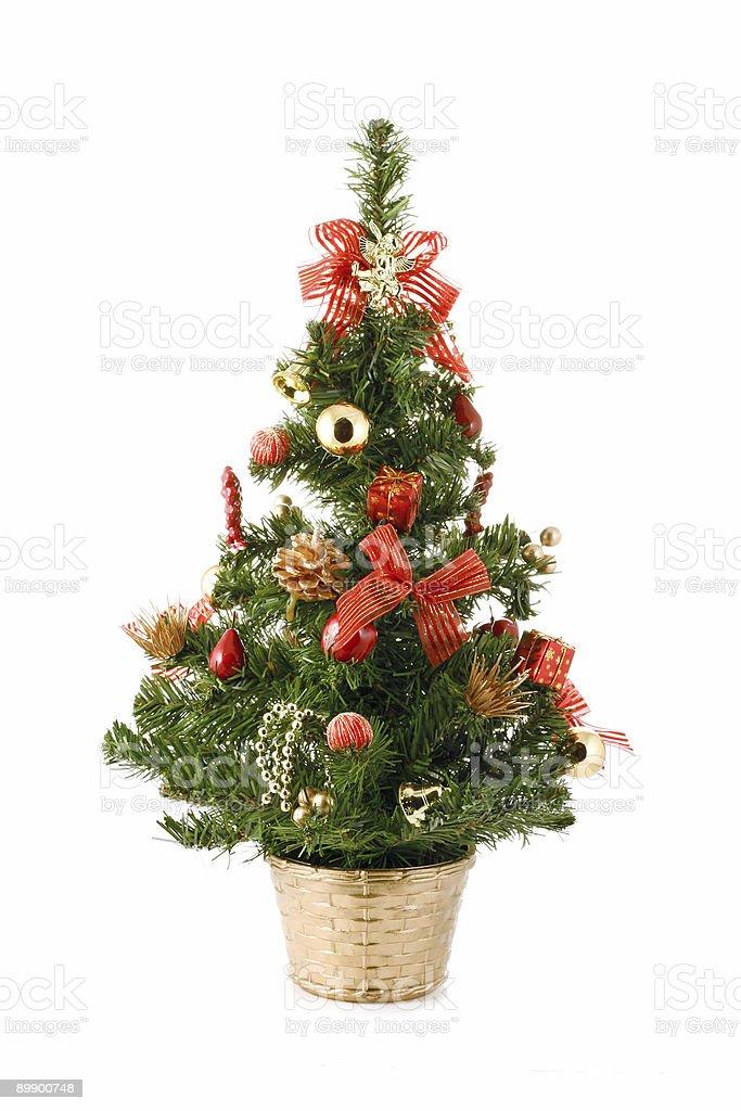 クリスマスクリスマスツリー ロイヤリティフリーストックフォト