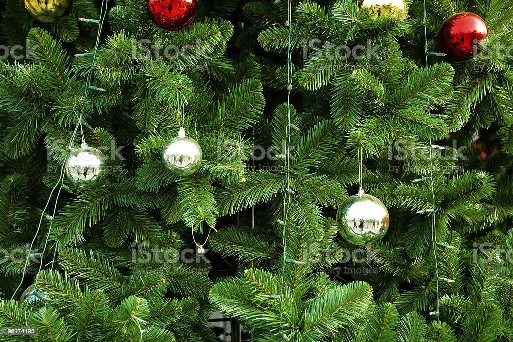 크리스마스 트리 royalty-free 스톡 사진