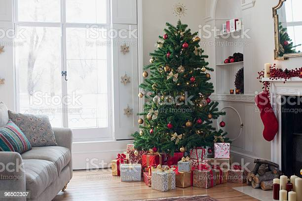 Christmas tree surrounded with gifts picture id96502307?b=1&k=6&m=96502307&s=612x612&h=qjaaznbjfmaipu0qbhmy94 a50flwjwcqpurrnpxprw=