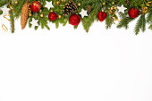 istock Christmas upper decoration 497126264