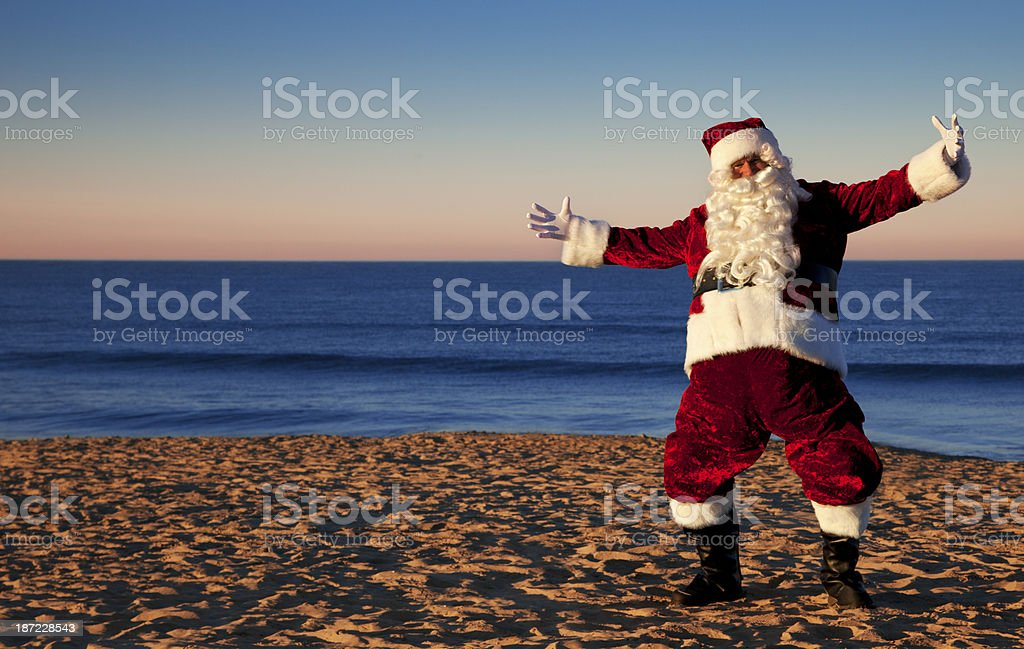 Christmas Vacation royalty-free stock photo