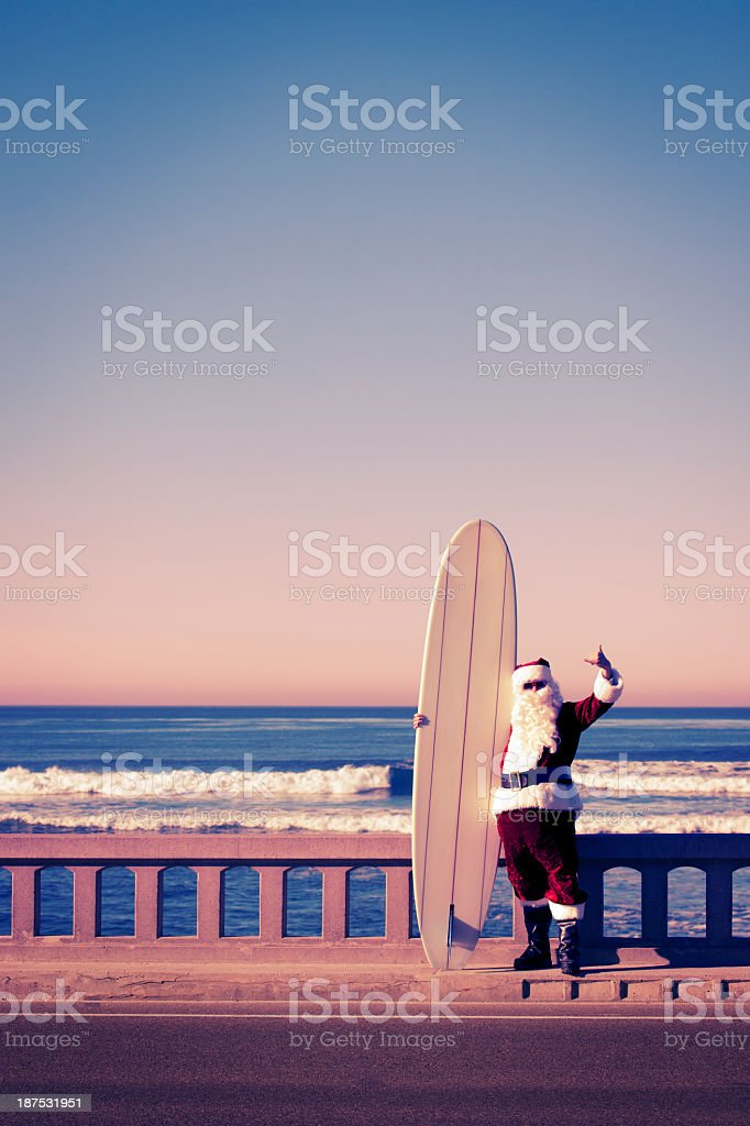 This is a conceptual photo relating to taking a Christmas vacation.