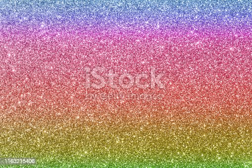 Christmas wallpaper of rainbow glitter sparkle background texture