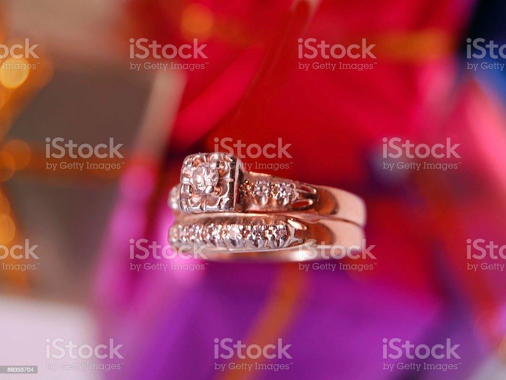 Christmas Wedding royalty free stockfoto