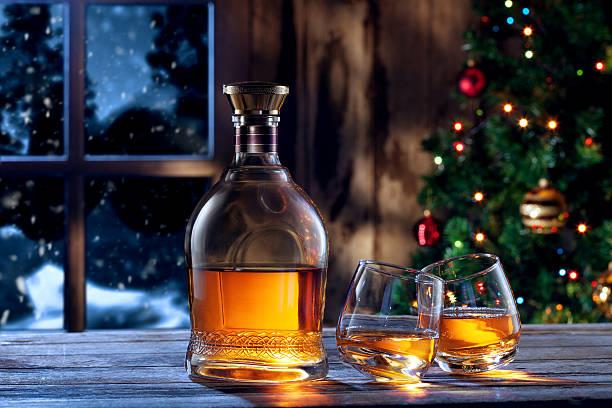 christmas whiskey