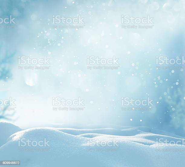 Christmas winter background with snow and blurred bokeh picture id609948872?b=1&k=6&m=609948872&s=612x612&h= fpe2a z7ivqdyiywzb2oocpo2vr5n5t0ii50xgzqpc=