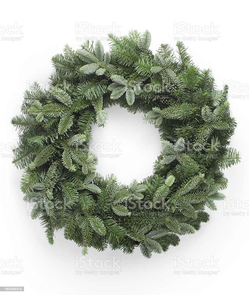Christmas wreath Pine wreath. Similar pictures from my portfolio: Branch - Plant Part Stock Photo