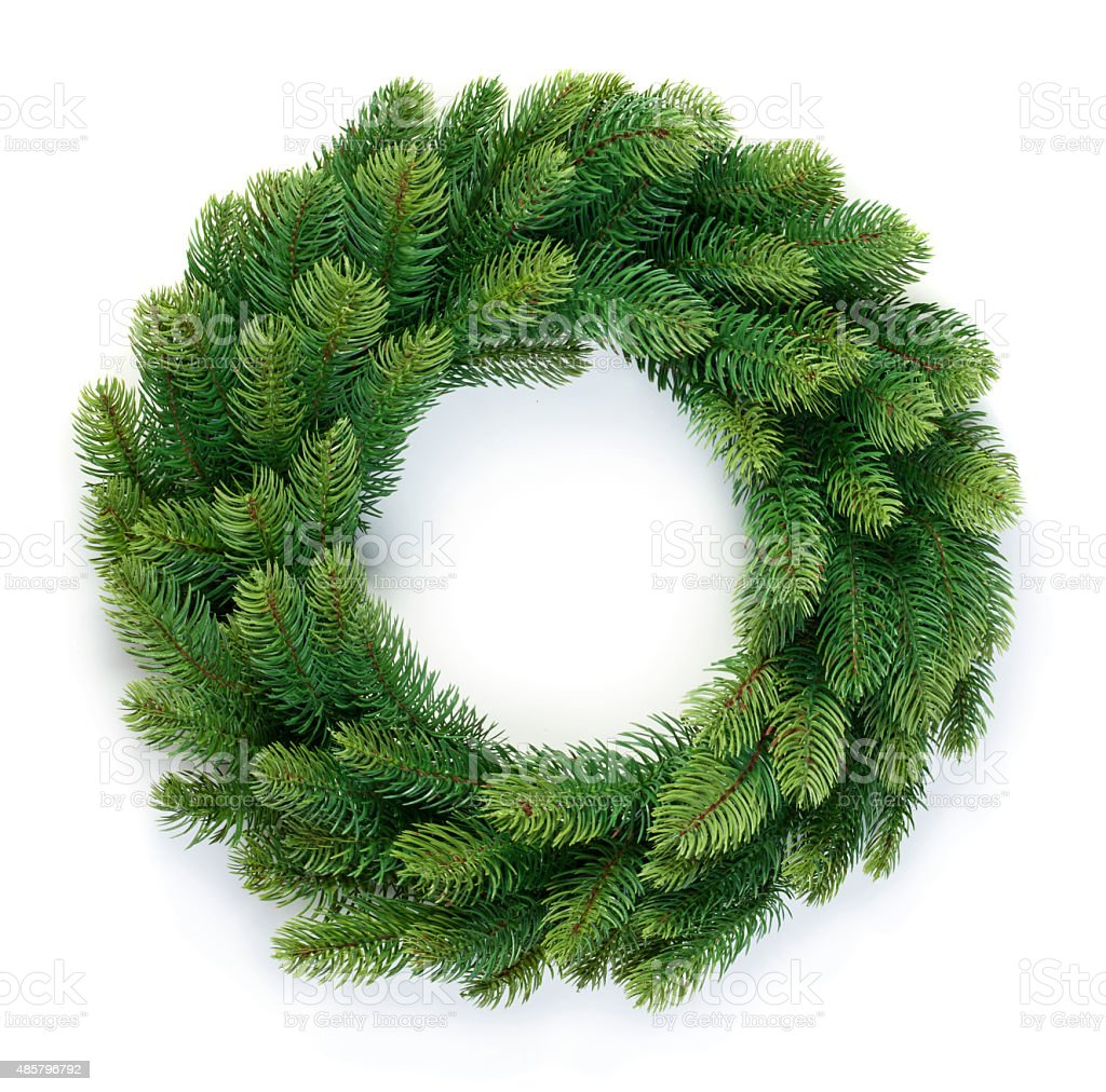 christmas wreath stock photo 485796792 istock