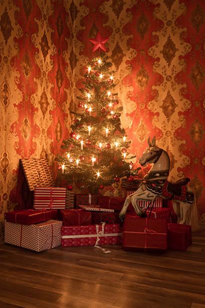 christmas_tree1 stock photo