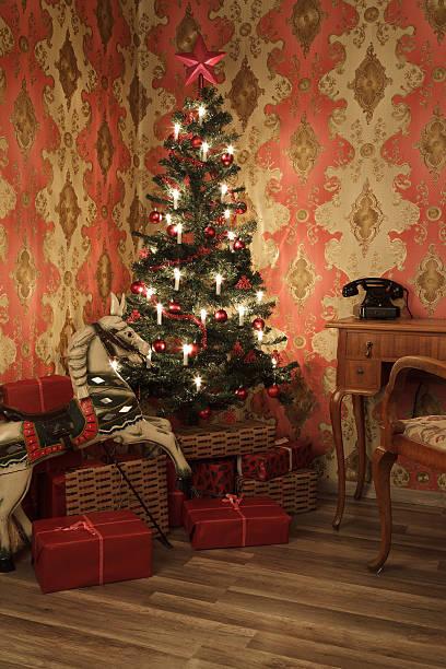 christmas_tree2 stock photo
