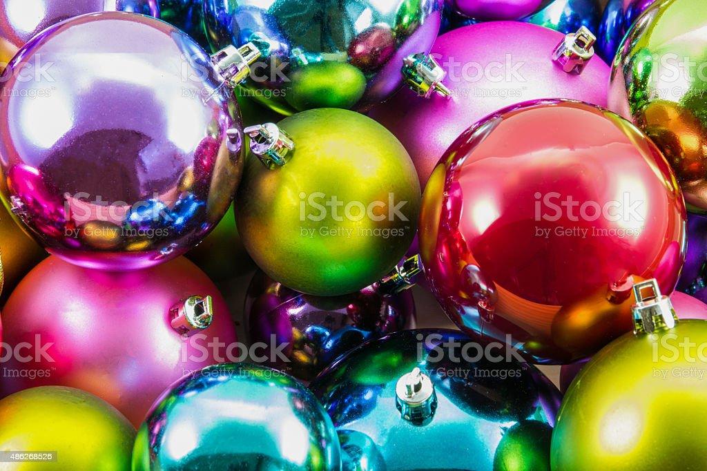 Christmasballs - foto de acervo