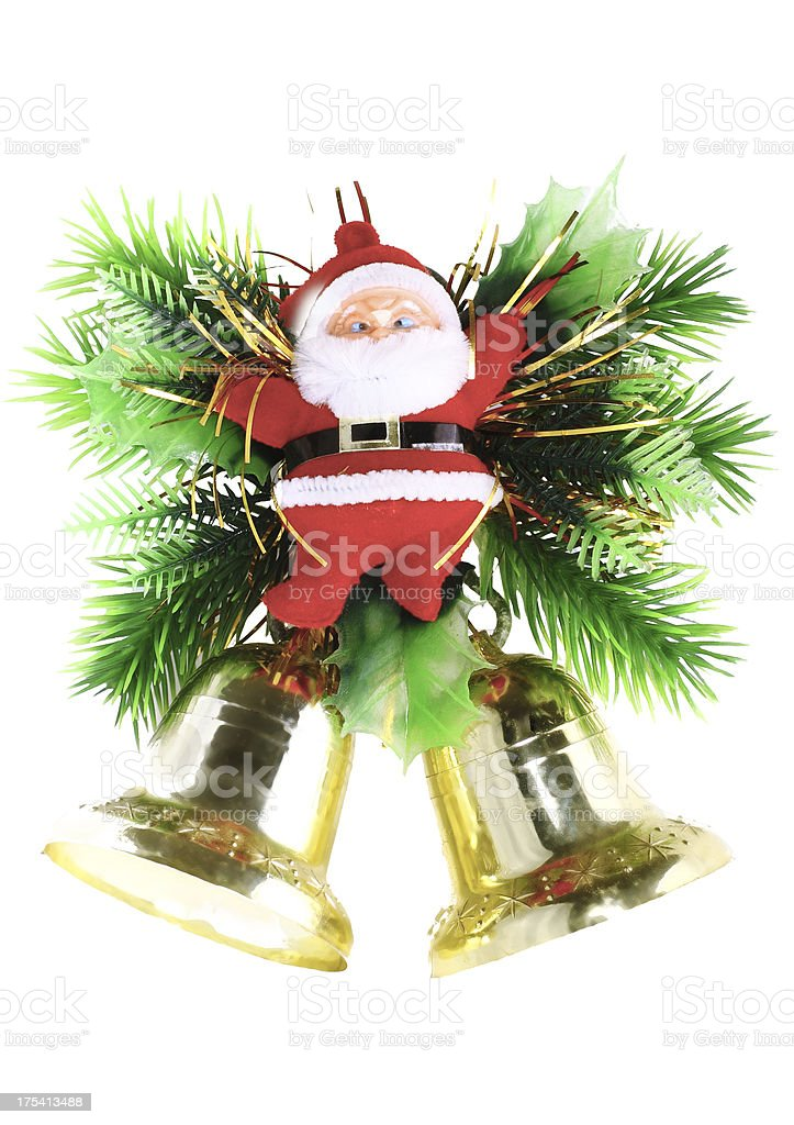 Christmas,New Year Santa Claus royalty-free stock photo