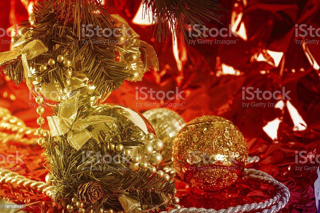 Christmass ball royalty-free stock photo