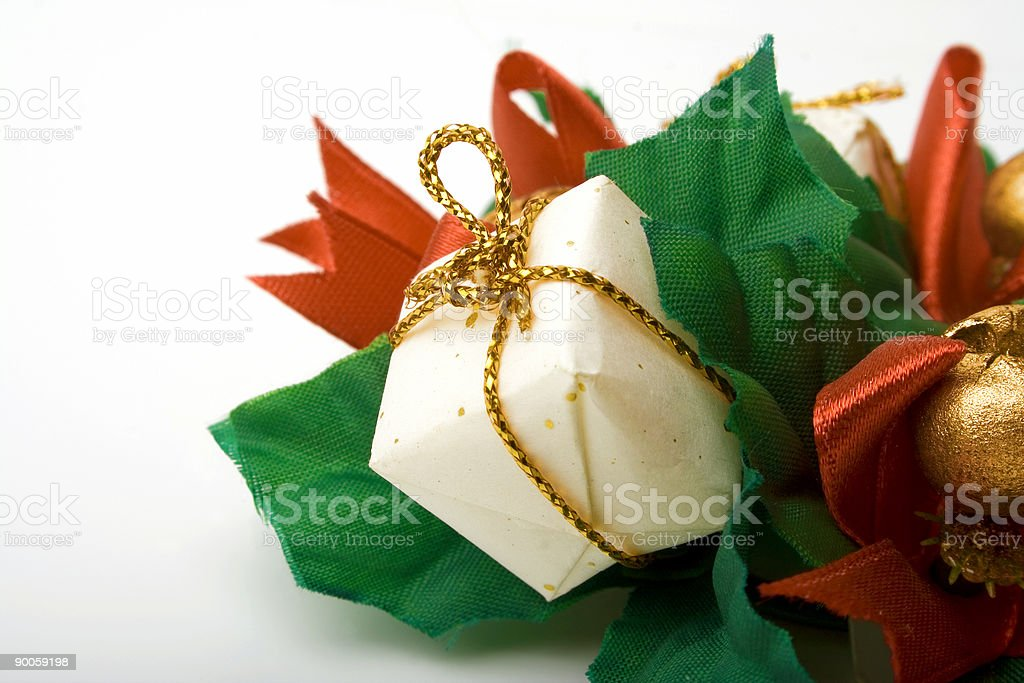 Christmass decorations royalty-free stock photo