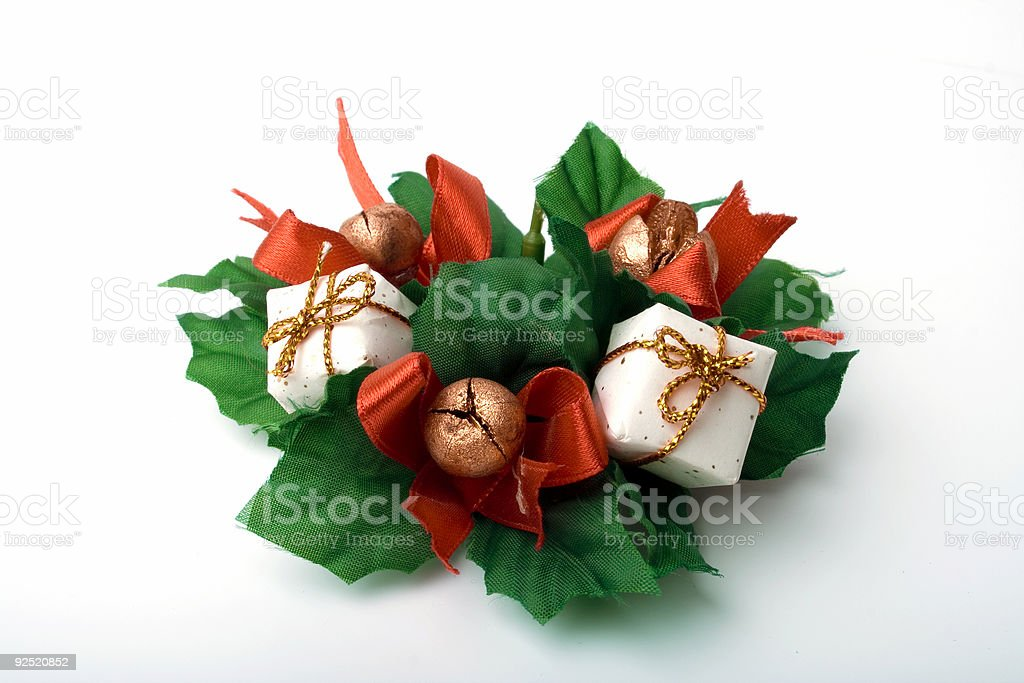 Christmass decorations2 royalty-free stock photo