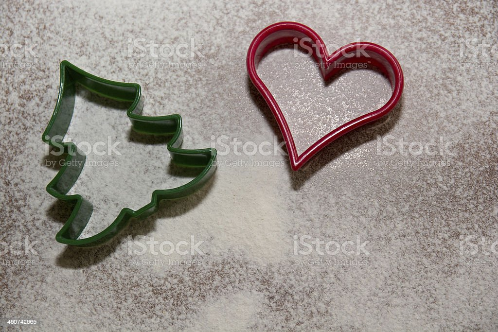 Christmas-Symbols stock photo