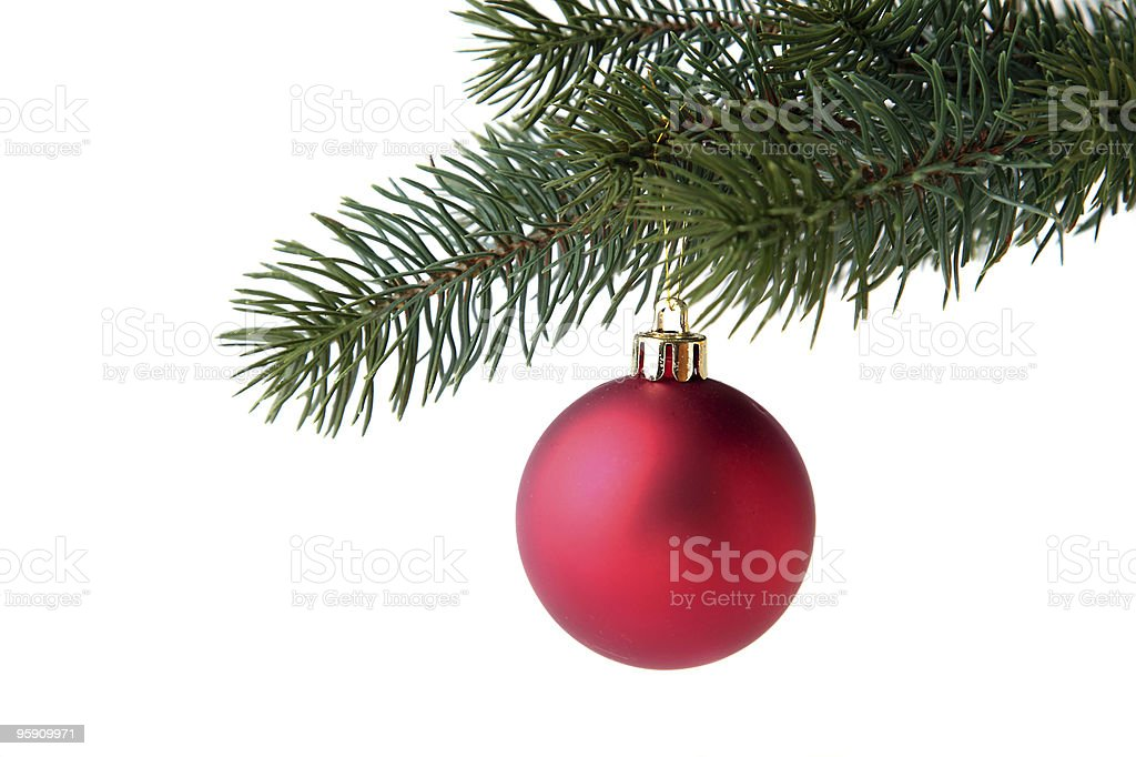 Christmastime royalty-free stock photo