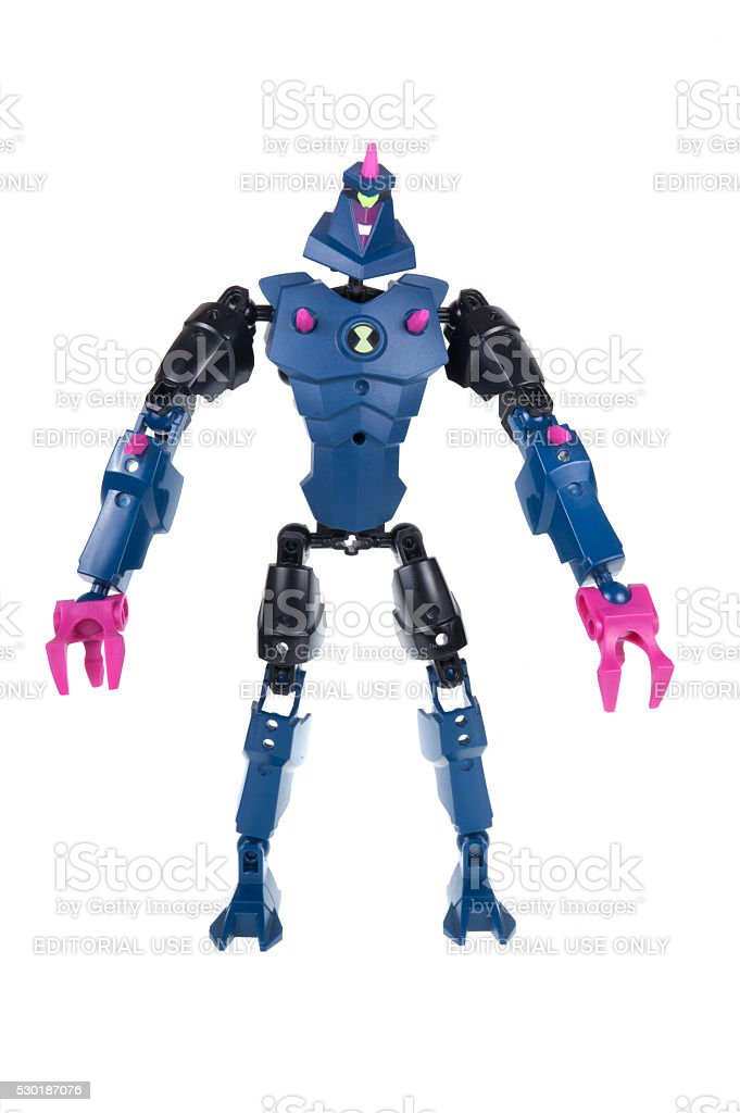 chromastone ben 10 lego figure stock photo more pictures of alien